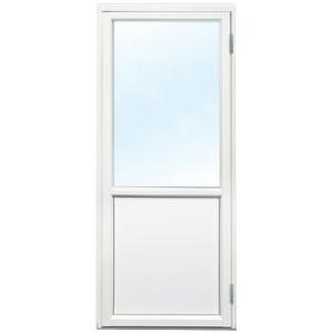 Aluminiumbeklädd fönsterdörr från Effektfönster