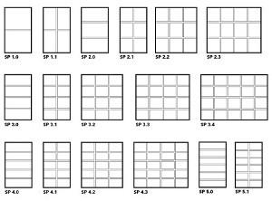 Lösa spröjs till Elitfönsters aluminiumfönster