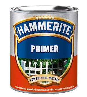 Primer för målning på aluminium